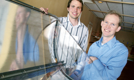 Interest in solar cells is growing rapidly