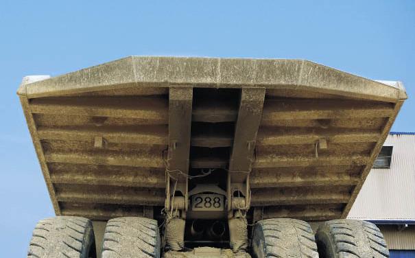 High-tensile steel provides better environmental performance