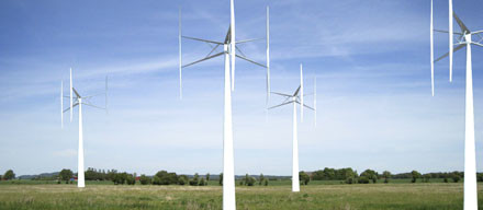 A Vertical Windmill