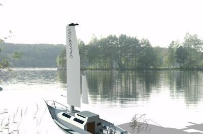 A new way of sailing