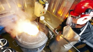 Thin-walled castings reduce aviation's impact on climate