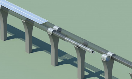 Faster trains in low-pressure tunnels