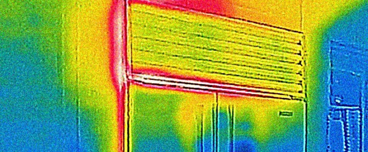 Thermal cameras save energy, reduce environmental impact