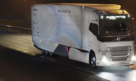 Hybrid for long haul transports