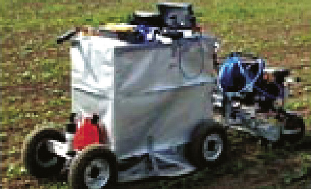 Satellite controlled agricultural machines create environmental benefits