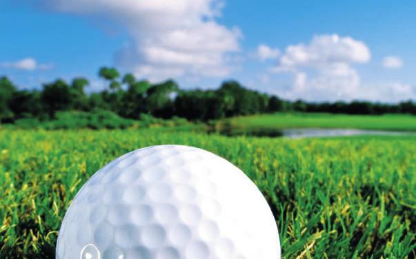 Greener golf courses