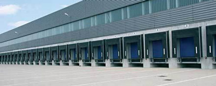 High-Speed Doors Save Energy