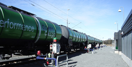 Innovative Fuel Transport Brings Climate Gains