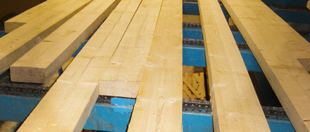 Energy-efficient Timber Drying