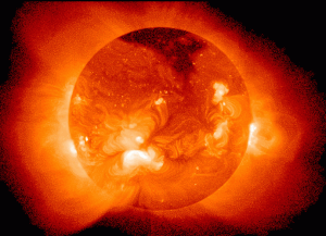 Fusion harnesses the sun's power