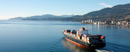 Liquid natural gas reduces shipping emissions