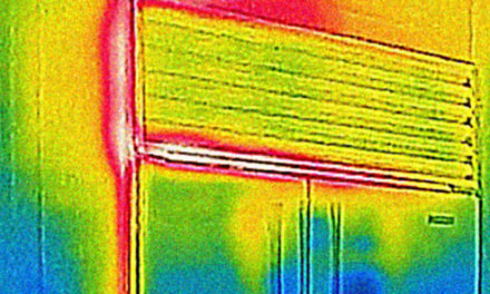Thermal cameras save energy, reduce environmental impact