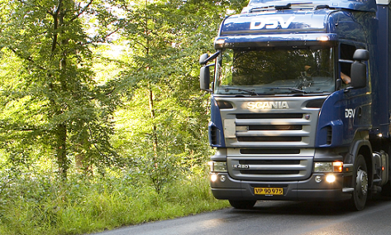 Towards fossil-free domestic goods transport