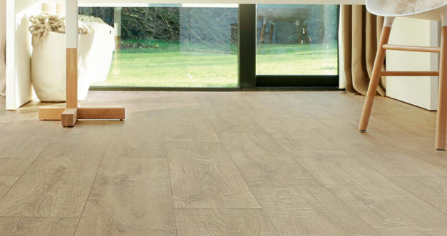 Raw material resources hidden in plastic flooring